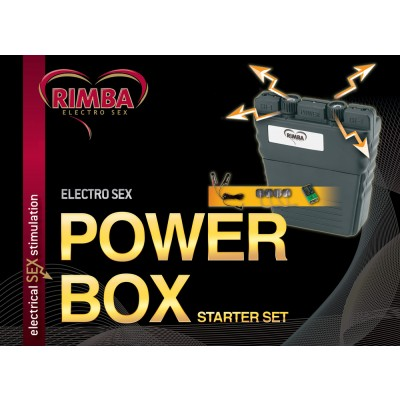 Electro Sex Powerbox