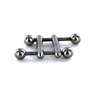 Nipple Clamp 2 end ball