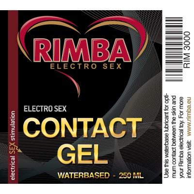 Electro Sex Contact gel