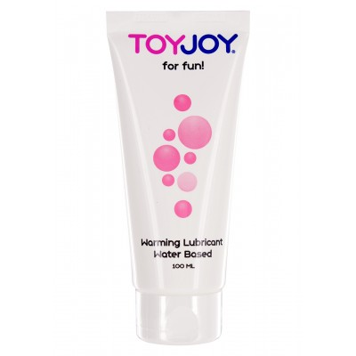 Toyjoy Lube Warming Wb 100 ml