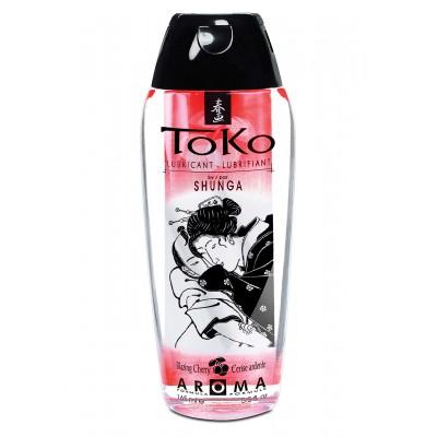 Shunga Toko Lubricant Cherry 165ml