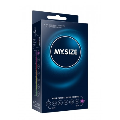 My.Size 69 Condoms 10 Pcs