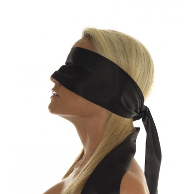 Blinddoek, ook voor bondage, 100% polyester