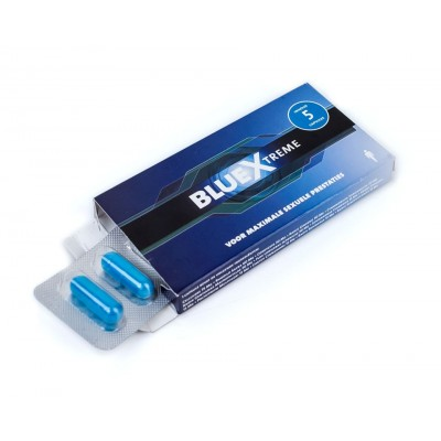 BlueXtreme - 5 tabs - Only for the ultimate party freaks