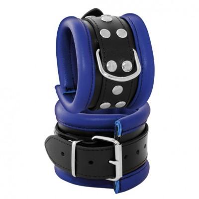 Handcuffs 6,5 cm - Blue