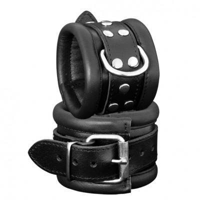 Handcuffs 6,5 cm - Black